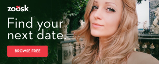 Find your next date with Zoosk.